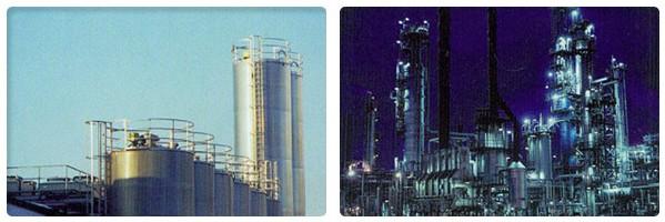 Reducing Preassure Distillation vacuum system